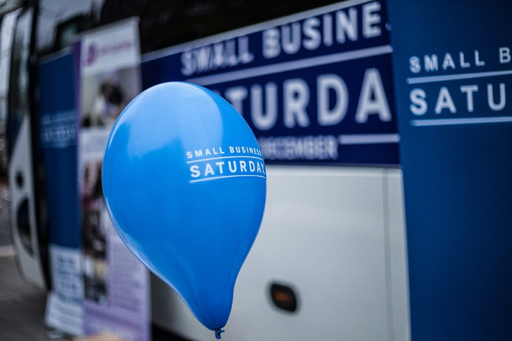 Small Business Saturday launches UK's first virtual roadshow to support small businesses